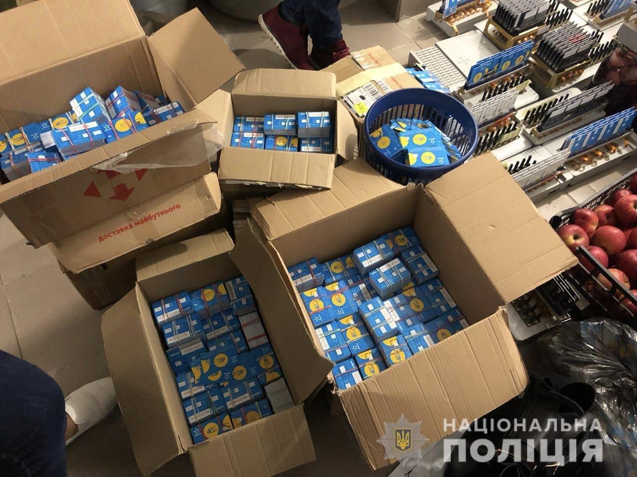 Кіберполіція викрила сервіс, що розсилав повідомлення про замінування та шахрайський спам по Україні, фото-6