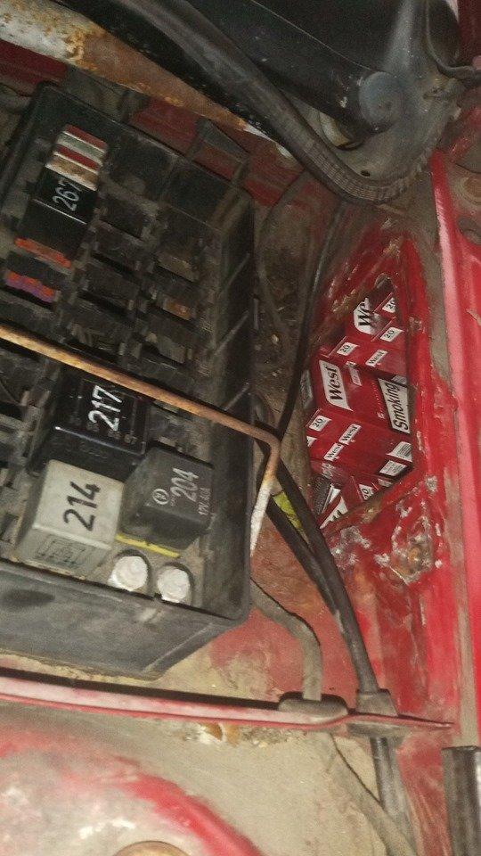 На Закарпатті у поляка забрали «Audi» через приховані 122 пачки сигарет (ФОТО), фото-2