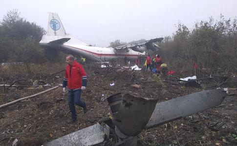 У сусідній із Закарпаттям області аварійно сів Ан-12: є загиблі (ФОТО, ОНОВЛЕНО), фото-1