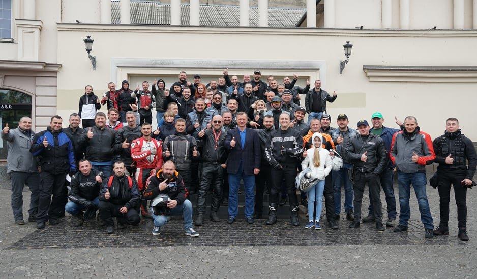 150 байкерів із Закарпаття та України закрили мотосезон 2019 (ФОТО), фото-12