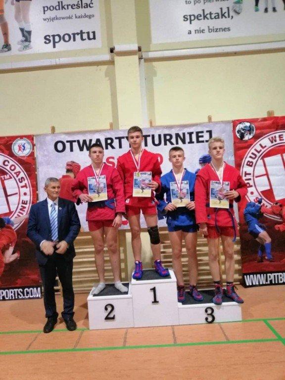 Команда Закарпаття здобула перемогу у турнірі з бойового самбо в Польщі (ФОТО), фото-1