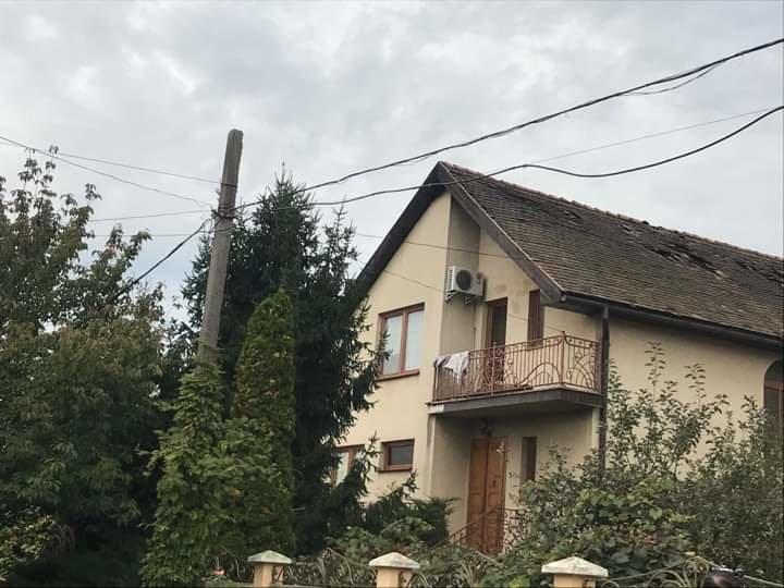 Сім'я Пантьо підозрює, що пожежа у їхньому будинку - помста: з'явились фото з місця пожежі в Ужгороді, фото-1