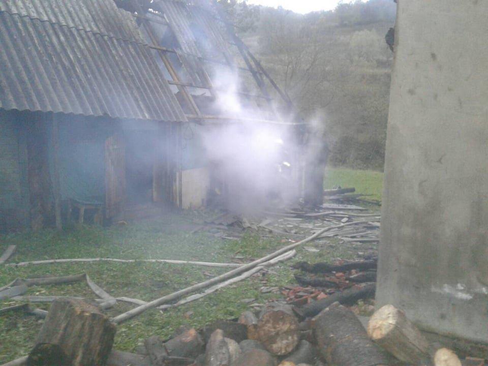 На Закарпатті в пожежі загинув 63-річний власник будинку (ФОТО), фото-2