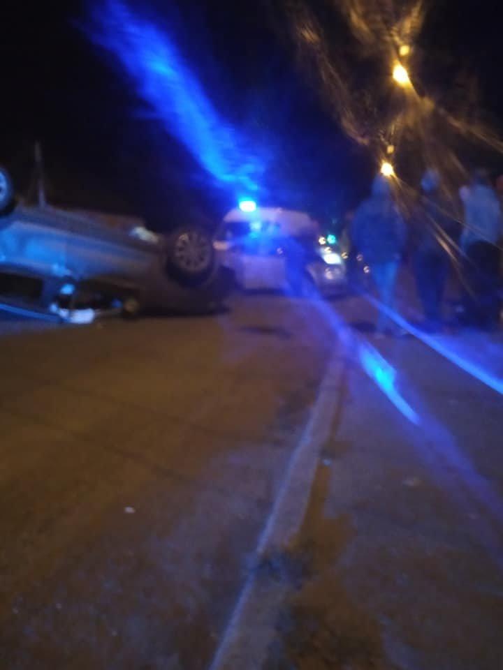У Виноградові через п'яного водія у ДТП перекинулось авто - постраждала жінка (ФОТО, ВІДЕО), фото-2