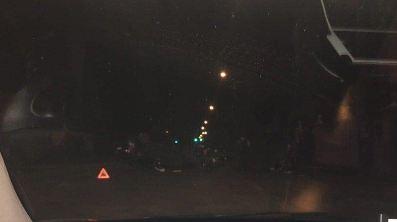 У Виноградові через п'яного водія у ДТП перекинулось авто - постраждала жінка (ФОТО, ВІДЕО), фото-3