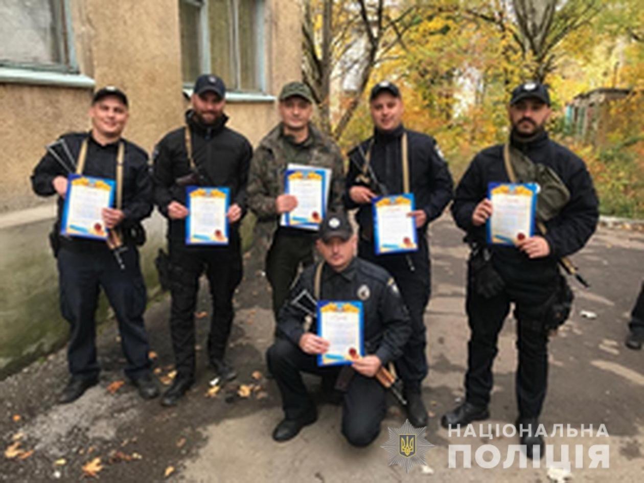 На Закарпаття зі служби у зоні ООС повернулись 25 правоохоронців , фото-2