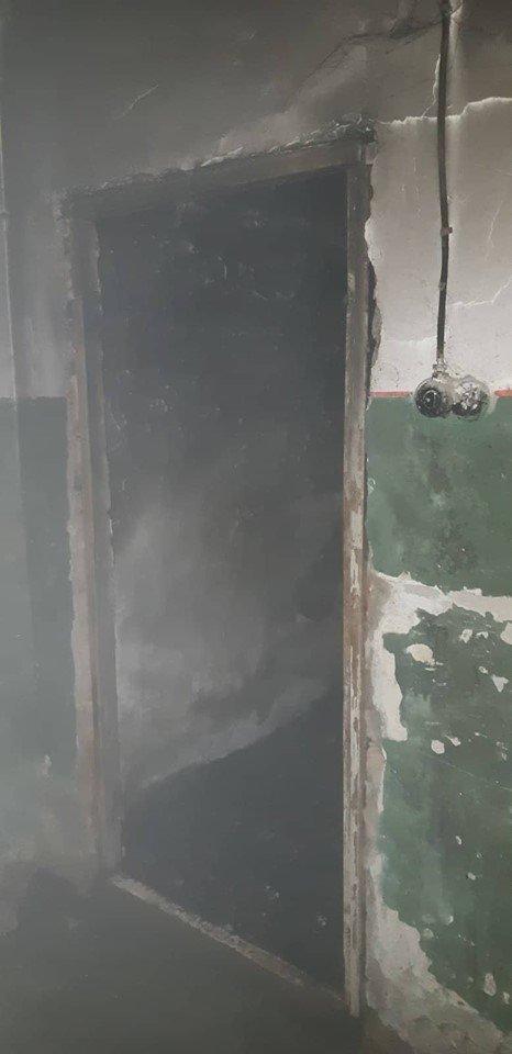 Рятувальники Ужгорода розповіли про пожежу в міській лікарні (ФОТО), фото-1