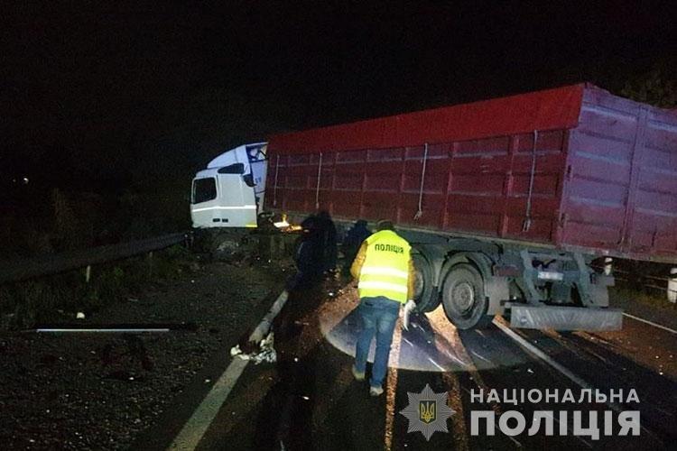44-річний житель Закарпаття загинув у ДТП на Тернопільщині (ФОТО), фото-1