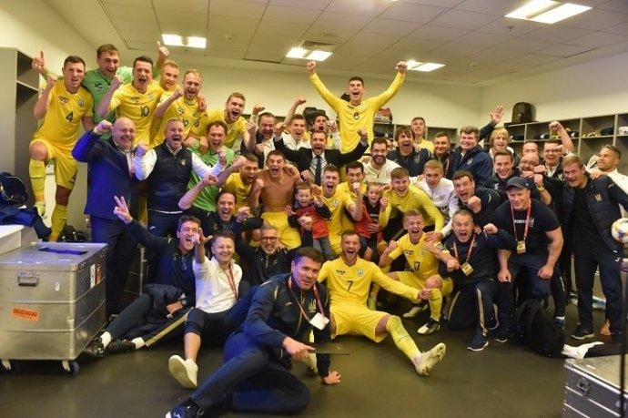 Україна героїчно обіграла Португалію і достроково вийшла на Євро-2020 (ФОТО, ВІДЕО), фото-3