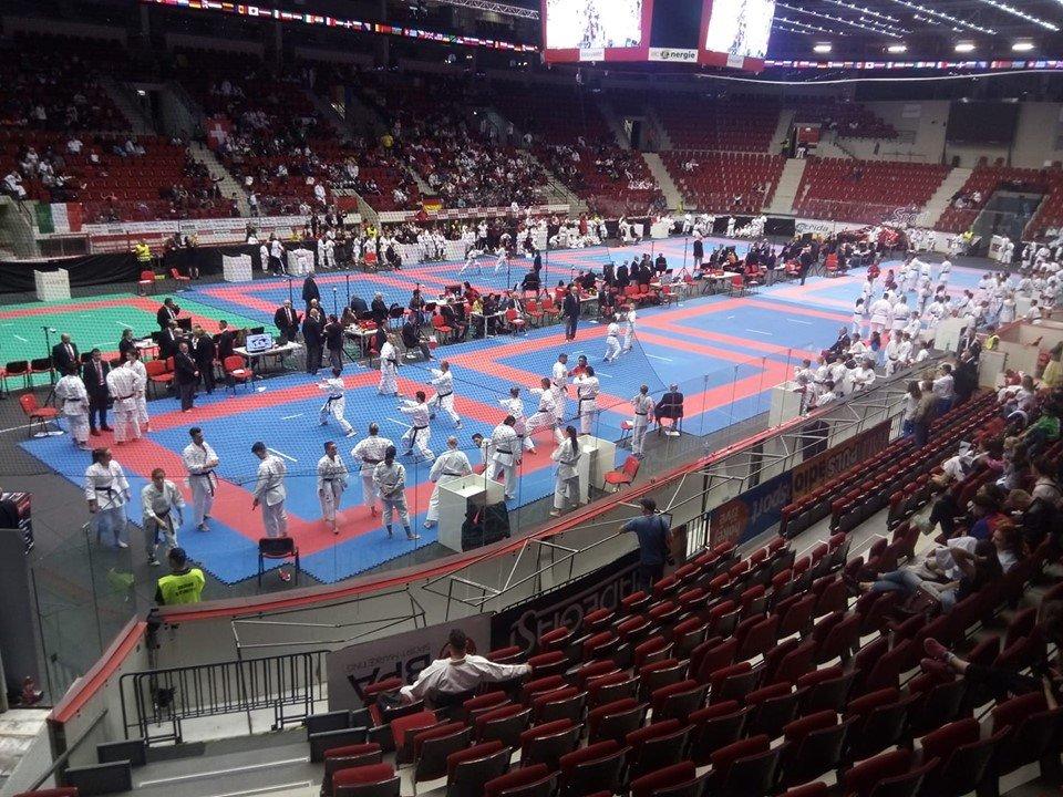 Чемпіонкою світу з карате стала закарпатка Софія Фабрицій (ФОТО, ВІДЕО), фото-1
