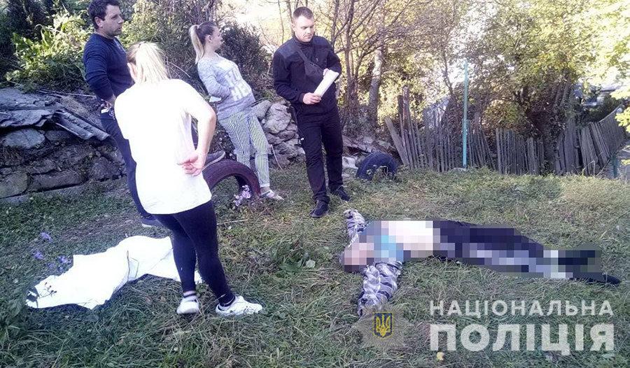 На Рахівщині 14-річний онук встромив дідусю у серце ножа, фото-1