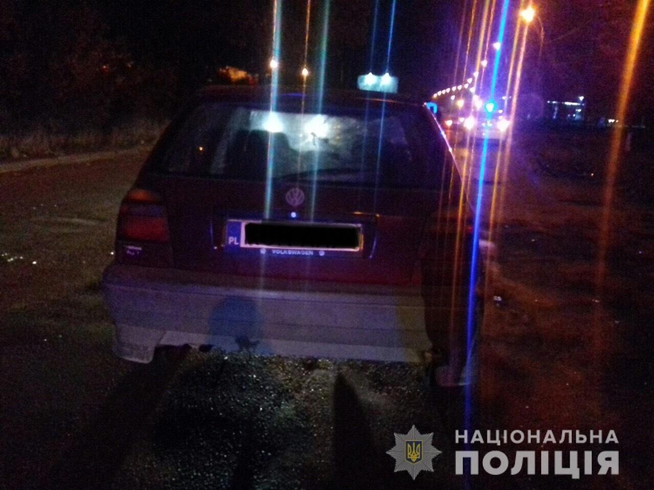 Водій, що у Виноградові важко травмував 14-річного велосипедиста, був п'яним: подробиці від поліції, фото-1