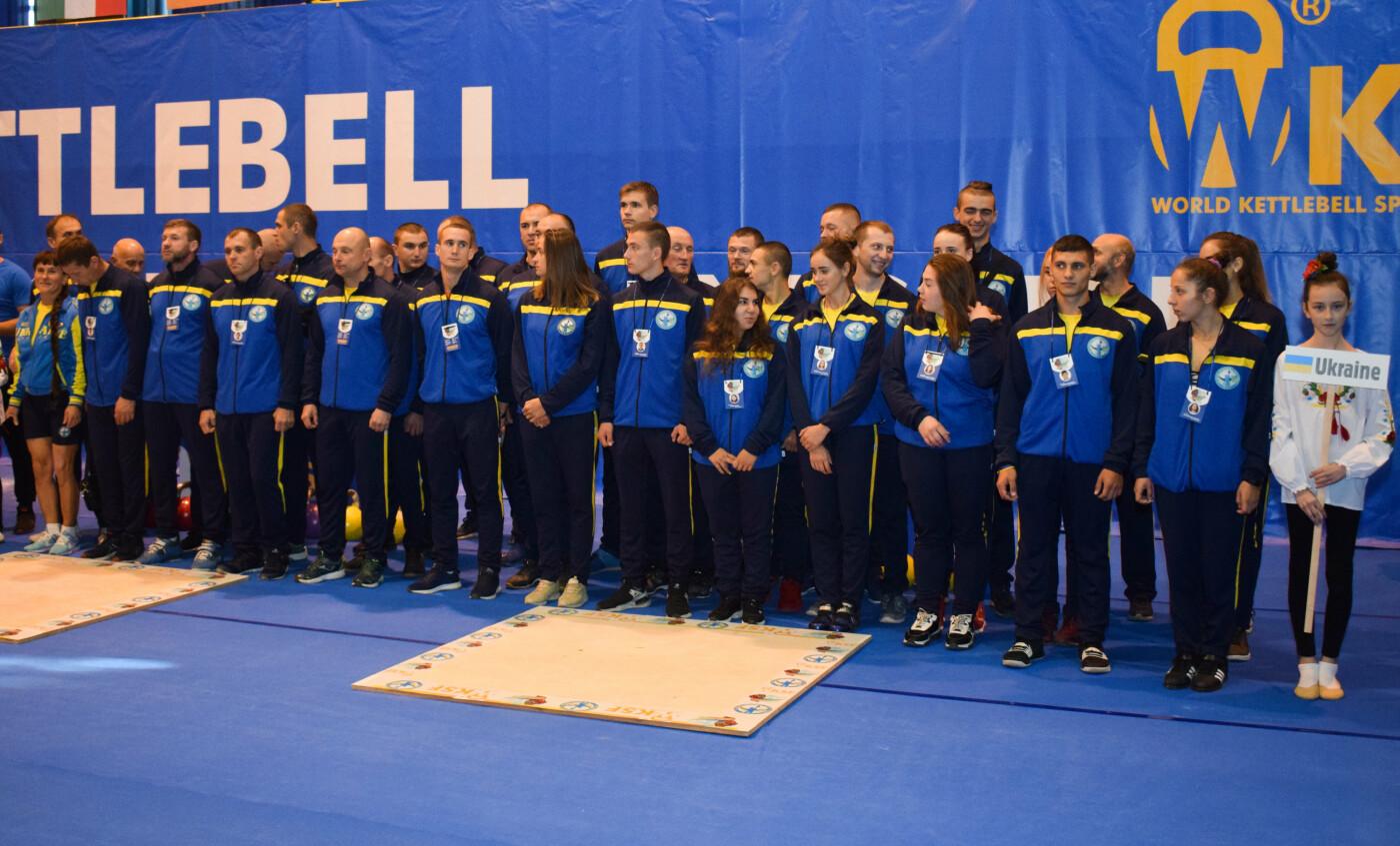 В Ужгороді проходить Чемпіонат Європи з гирьового спорту (ФОТО), фото-1