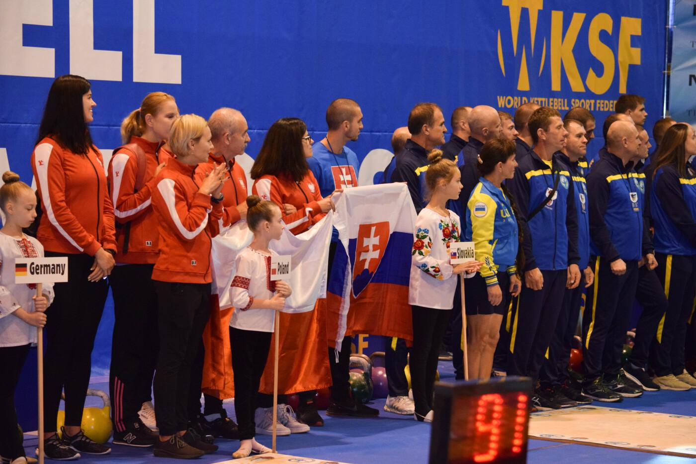 В Ужгороді проходить Чемпіонат Європи з гирьового спорту (ФОТО), фото-2