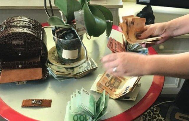 Десятки тисяч доларів та жінка-організатор: З'явилися нові подробиці у гучній справі фальшифомонетників (ВІДЕО, ФОТО), фото-3