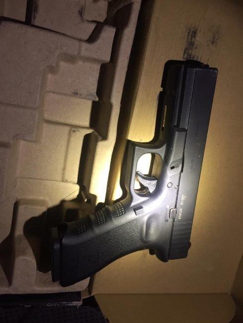 37-річного закарпатця затримали при спробі провезти через кордон вогнепальну зброю (ФОТО), фото-1