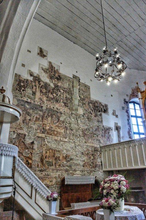 На Закарпатті у церкві знайшли мурал, датований XIV століттям (ФОТО), фото-2