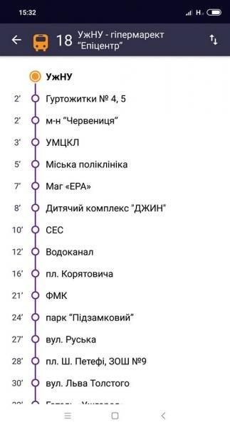 В Ужгороді відтепер пасажири можуть відслідковувати час прибуття автобусу через телефон (ФОТО), фото-5