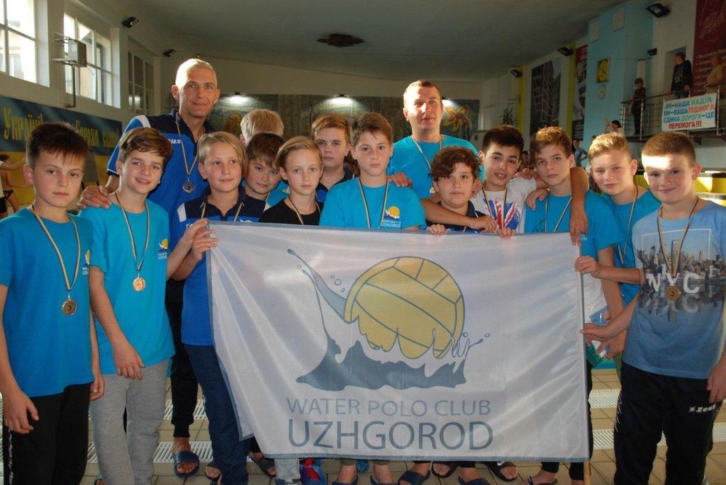 """Команди ужгородських вотерполістів привезли додому дві """"бронзи"""" з Чемпіонату (ФОТО), фото-1"""