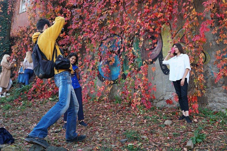 Ужгород в кольорах: Найпопулярніші фотолокації на тлі золотої осені (ФОТО), фото-5