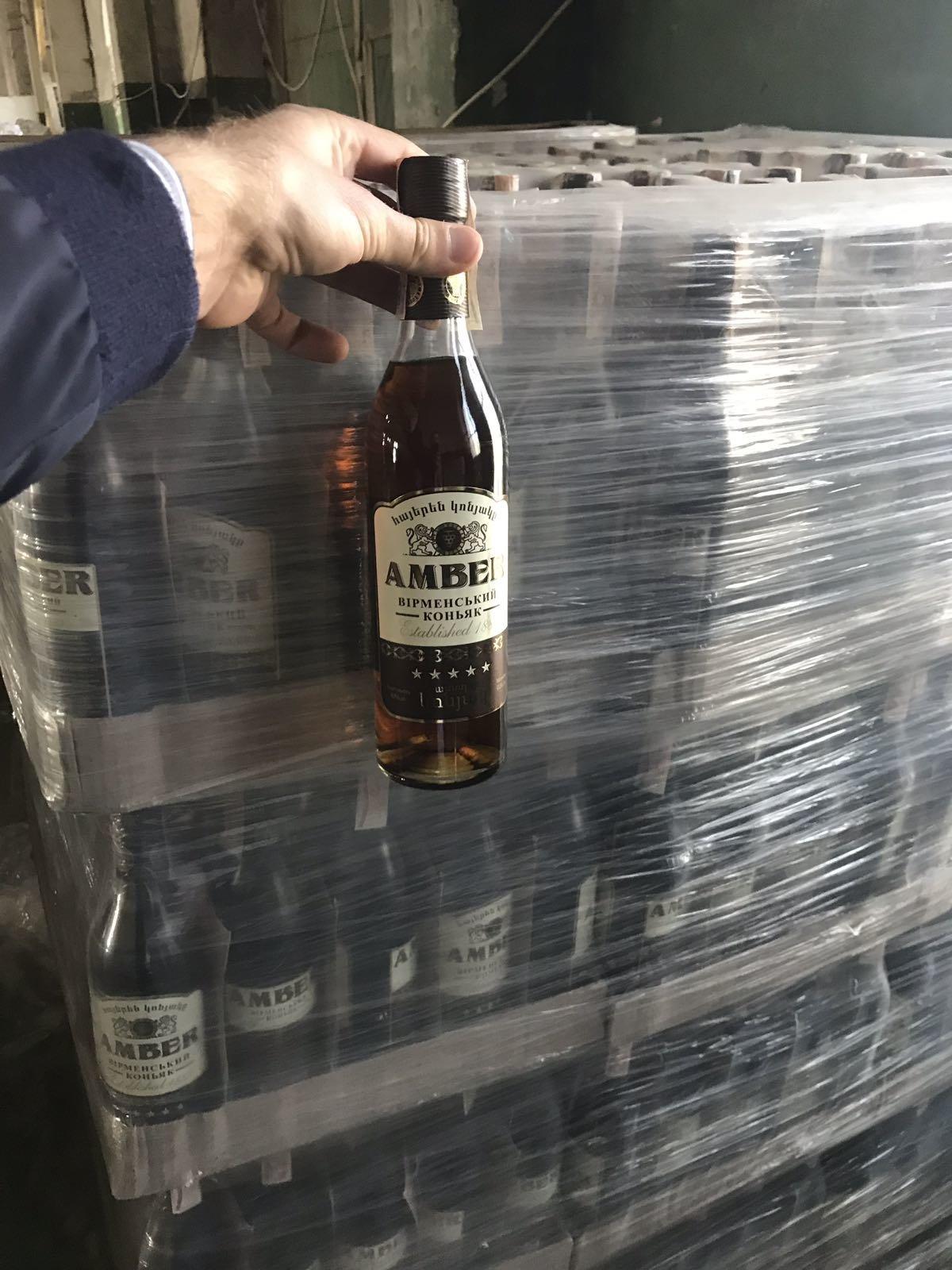 Податківці вилучили в Ужгороді  партію алкоголю вартістю понад 2 млн грн (ФОТО), фото-3