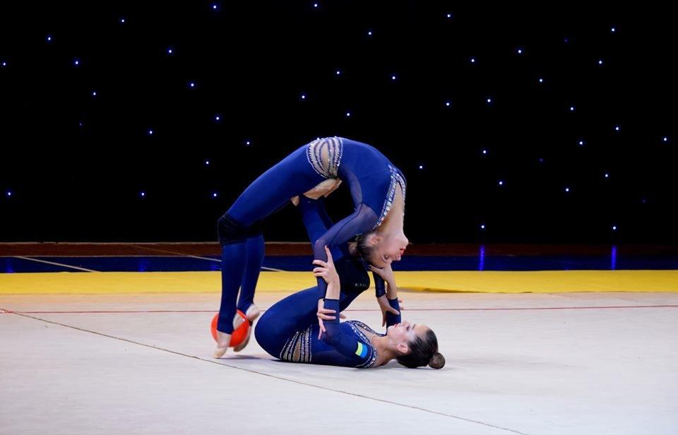 """В Ужгороді в """"Юності"""" змагаються понад 900 гімнасток з усієї України (ФОТО), фото-6"""