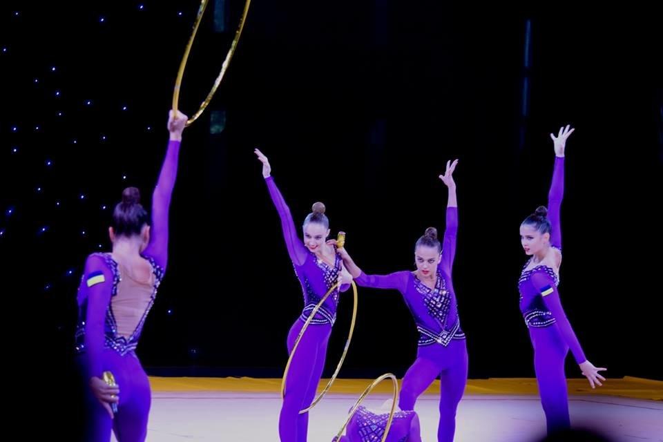 """В Ужгороді в """"Юності"""" змагаються понад 900 гімнасток з усієї України (ФОТО), фото-5"""