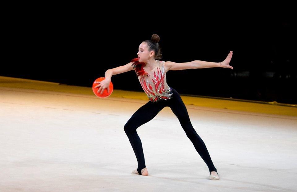 """В Ужгороді в """"Юності"""" змагаються понад 900 гімнасток з усієї України (ФОТО), фото-12"""