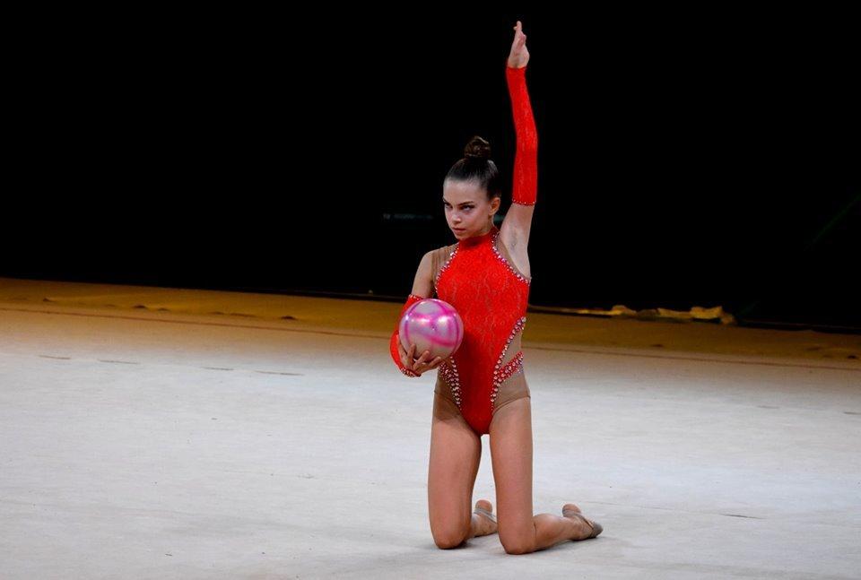 """В Ужгороді в """"Юності"""" змагаються понад 900 гімнасток з усієї України (ФОТО), фото-9"""