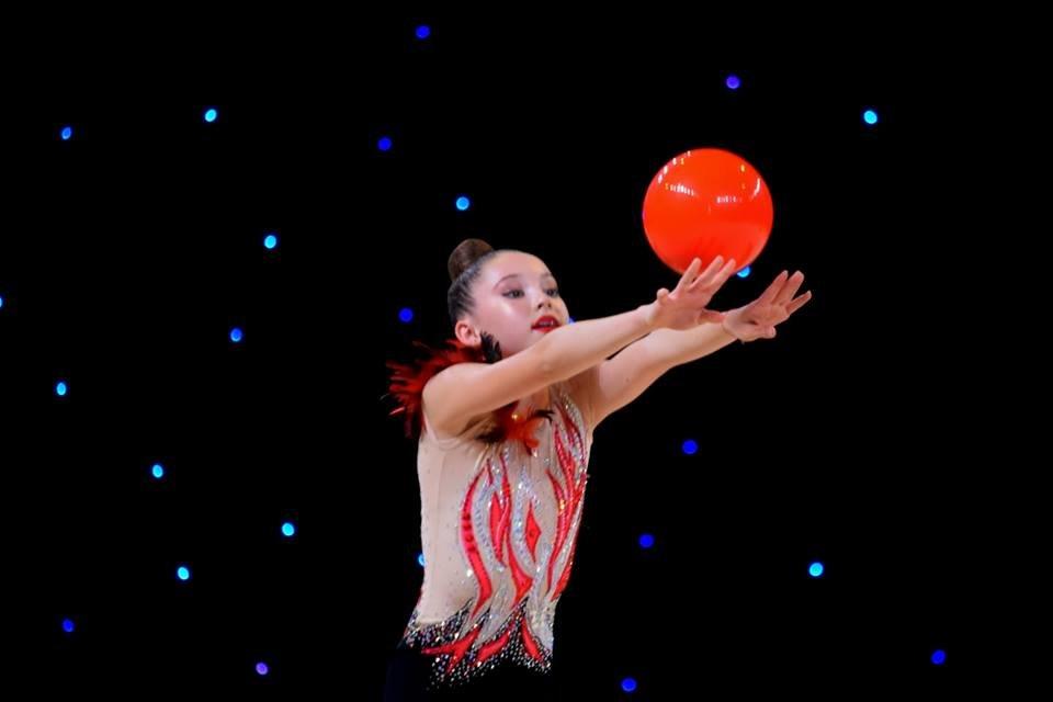 """В Ужгороді в """"Юності"""" змагаються понад 900 гімнасток з усієї України (ФОТО), фото-7"""