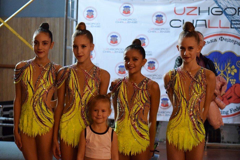 """В Ужгороді в """"Юності"""" змагаються понад 900 гімнасток з усієї України (ФОТО), фото-8"""
