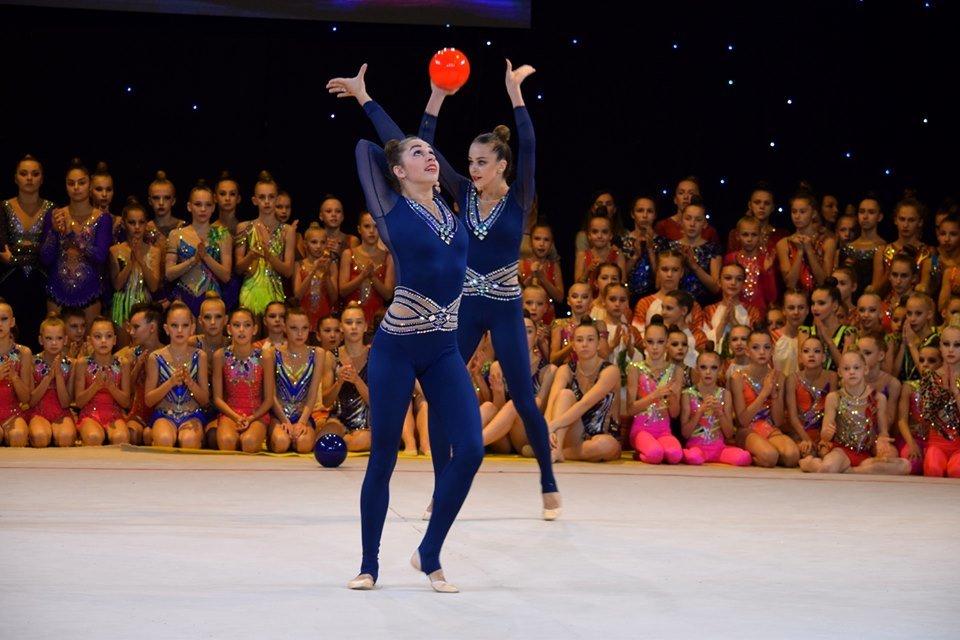 """В Ужгороді в """"Юності"""" змагаються понад 900 гімнасток з усієї України (ФОТО), фото-2"""