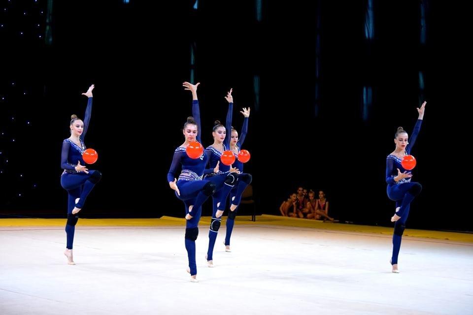 """В Ужгороді в """"Юності"""" змагаються понад 900 гімнасток з усієї України (ФОТО), фото-10"""