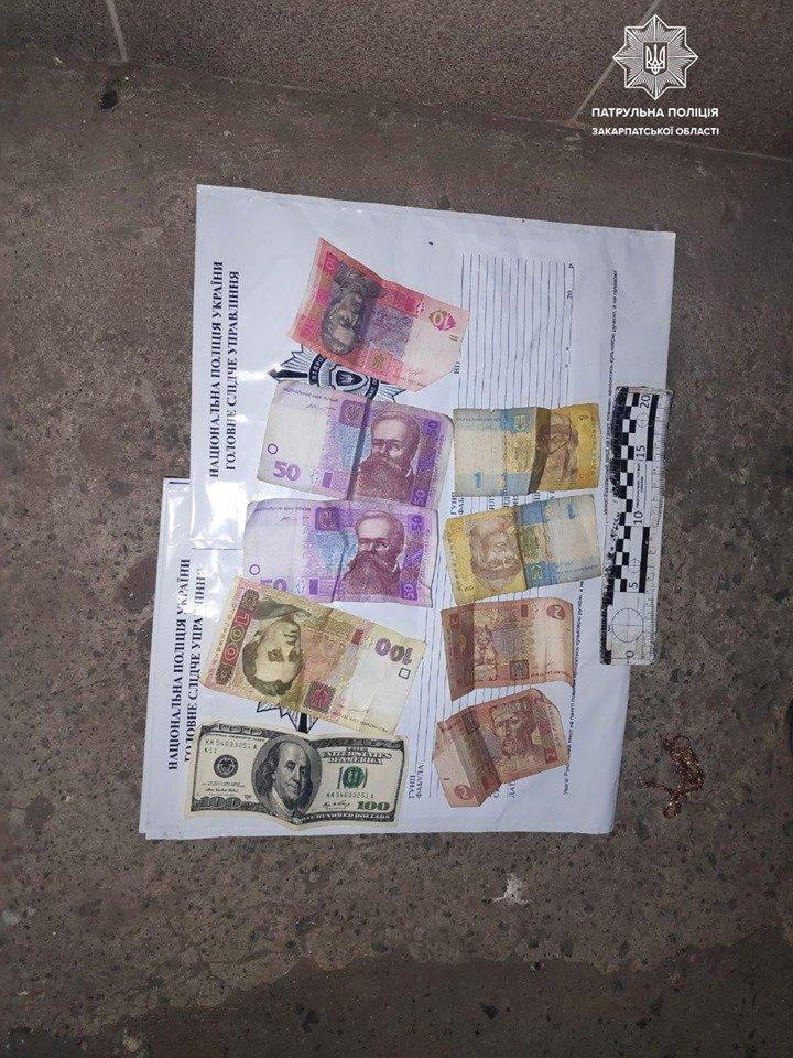 В Ужгороді по гарячим слідам затримали грабіжника (ФОТО), фото-2