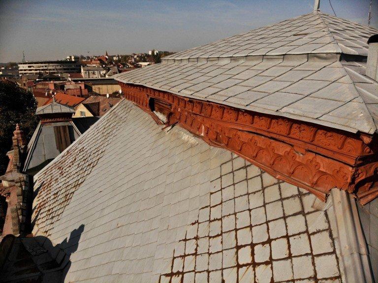 Чому затягується ремонт філармонії в Ужгороді і чим це загрожує будівлі (ФОТО), фото-2