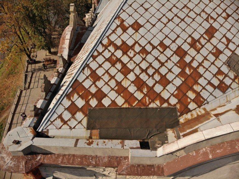Чому затягується ремонт філармонії в Ужгороді і чим це загрожує будівлі (ФОТО), фото-3