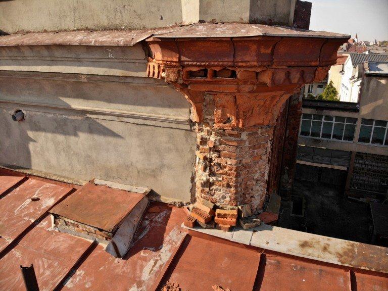 Чому затягується ремонт філармонії в Ужгороді і чим це загрожує будівлі (ФОТО), фото-4