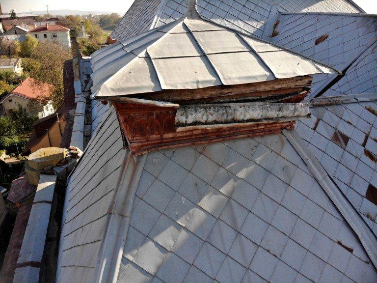 Чому затягується ремонт філармонії в Ужгороді і чим це загрожує будівлі (ФОТО), фото-5