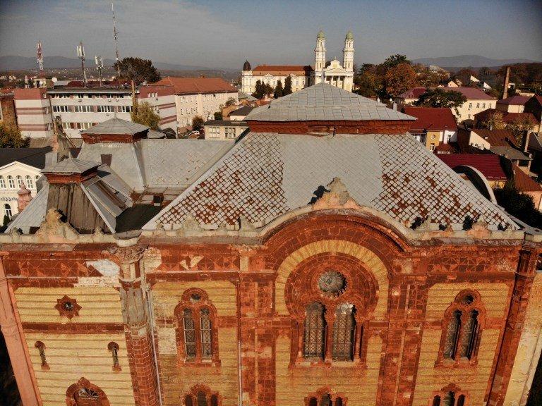 Чому затягується ремонт філармонії в Ужгороді і чим це загрожує будівлі (ФОТО), фото-6
