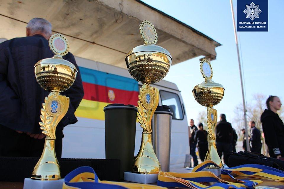В Ужгороді патрульні змагались у навичках керування службовим автомобілем (ФОТО, ВІДЕО), фото-5