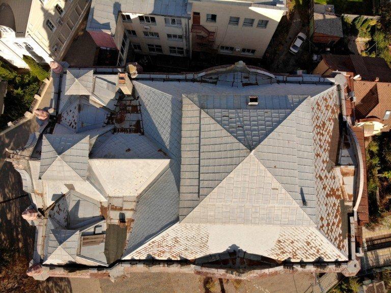 Чому затягується ремонт філармонії в Ужгороді і чим це загрожує будівлі (ФОТО), фото-7