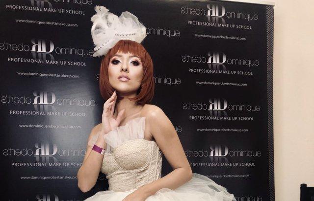 Закарпатка взяла участь у Чемпіонаті Угорщини з макіяжу (ФОТО), фото-2
