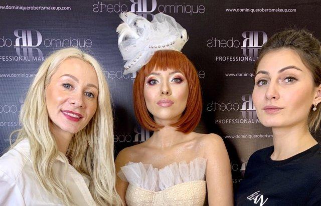 Закарпатка взяла участь у Чемпіонаті Угорщини з макіяжу (ФОТО), фото-1