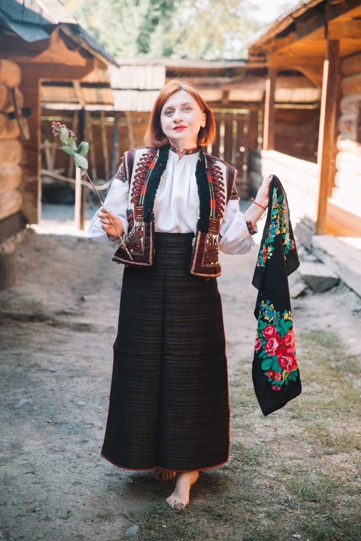 Історичне вбрання жінок Закарпаття презентували в сучасних образах (ФОТО, ВІДЕО), фото-7