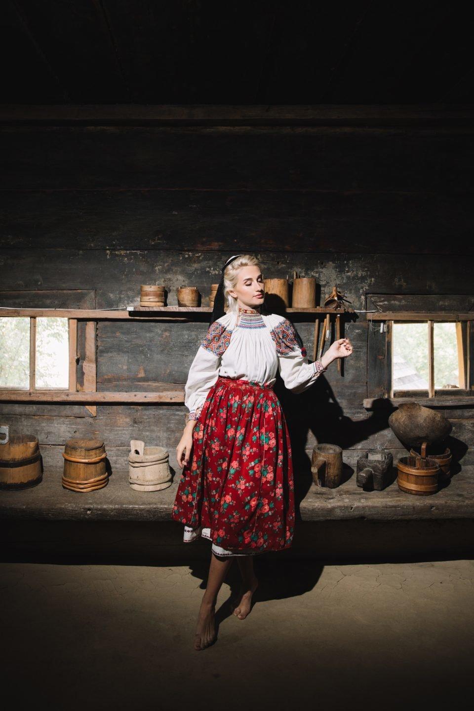 Історичне вбрання жінок Закарпаття презентували в сучасних образах (ФОТО, ВІДЕО), фото-8