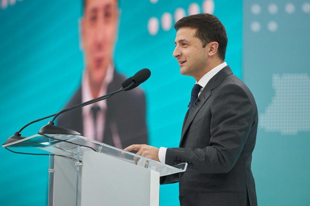 """Інвестфорум """"RE:THINK"""": Президент розповів що чекає на Україну, її потенціал та досягнення, фото-1"""