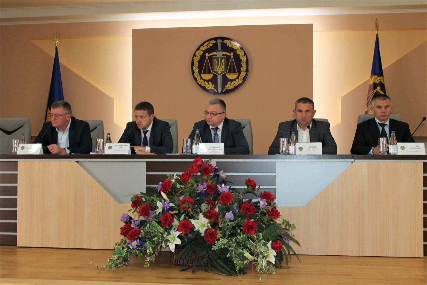 На Закарпатті пройшла координаційна нарада правоохоронних органів Закарпаття (ФОТО), фото-1