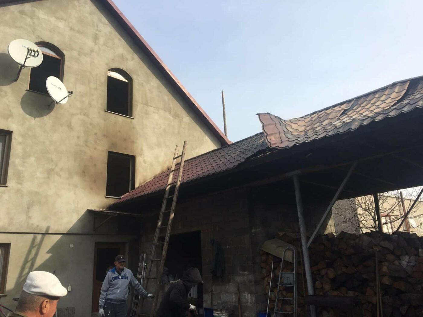 Впродовж доби на Закарпатті горів будинок священика та надвірна споруда (ФОТО), фото-3