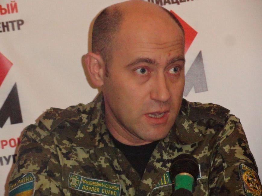 Чопський прикордонний загін очолив Руслан Цапюк (ФОТО), фото-1
