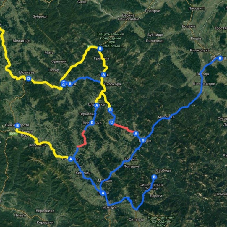 Закарпаття планують з'єднати 100-кілометровою кільцевою дорогою із двома областями , фото-1